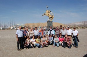 Groupe ODC en Mongolie